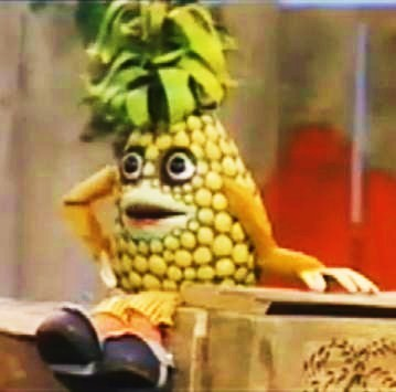 Les ananas ne campent pas!