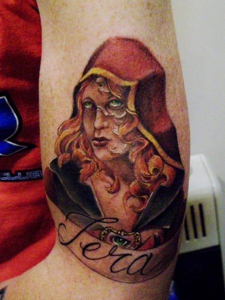 Tattoo - Tera (2)