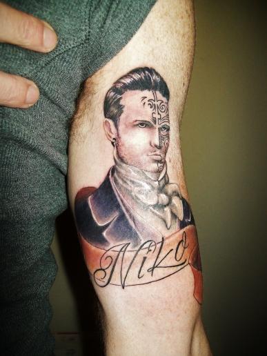 Niko Tattoo - 3