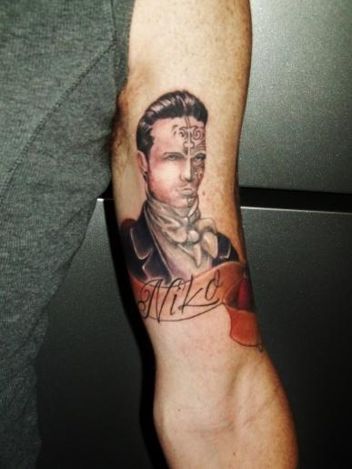 Niko Tattoo - 6