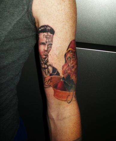 Niko Tattoo - 7