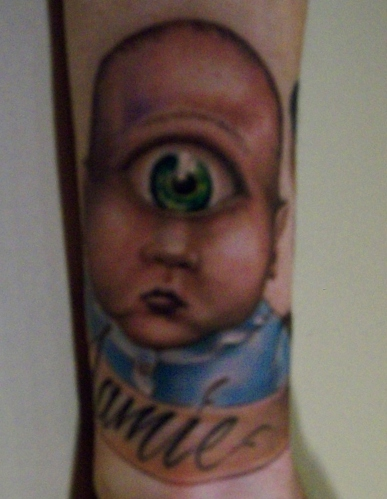 Tattoo - Jamie 2