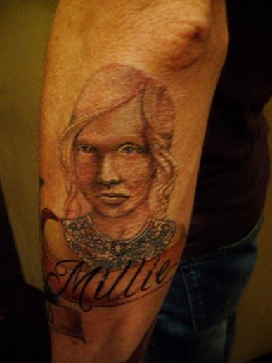 Tattoo - Millie 2