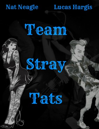 Team Stray Tats Poster