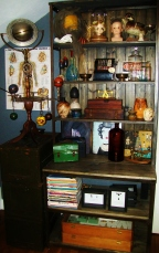 Writing Alchemy Lab - This place...I can create in here...
